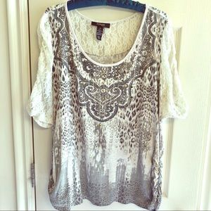 Style & Co Lacey Top